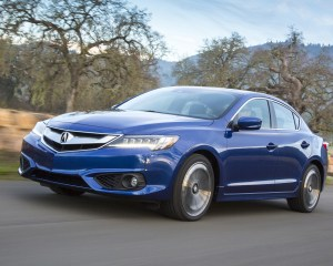 Performance Test: 2016 Acura ILX