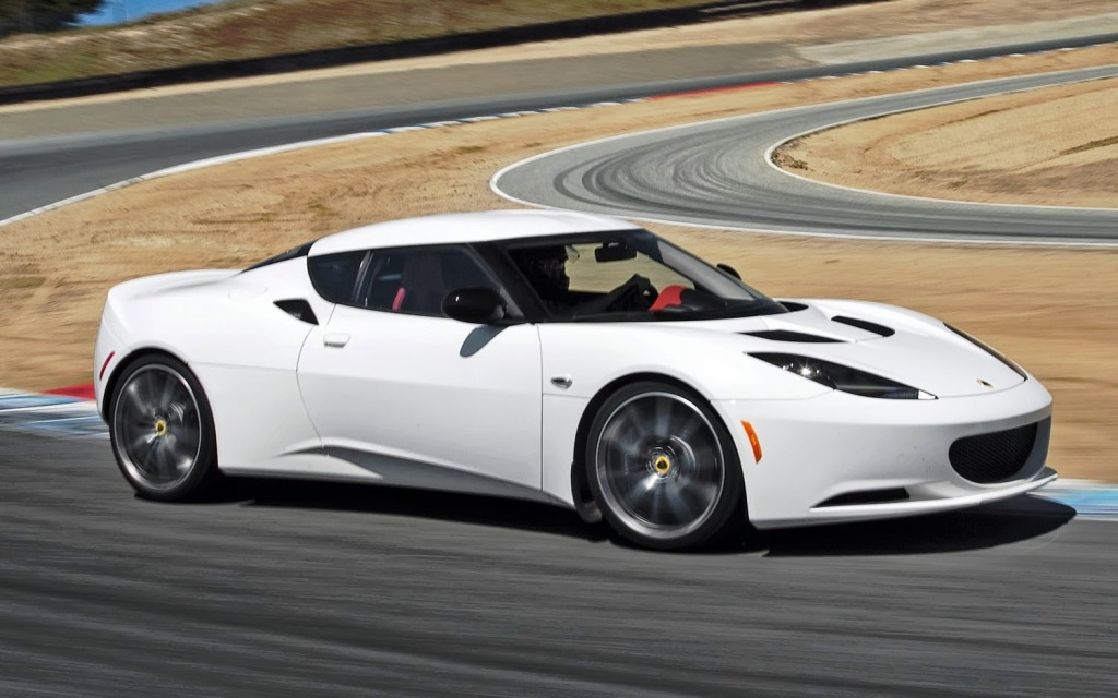 Performance Test: 2016 Lotus Evora 400