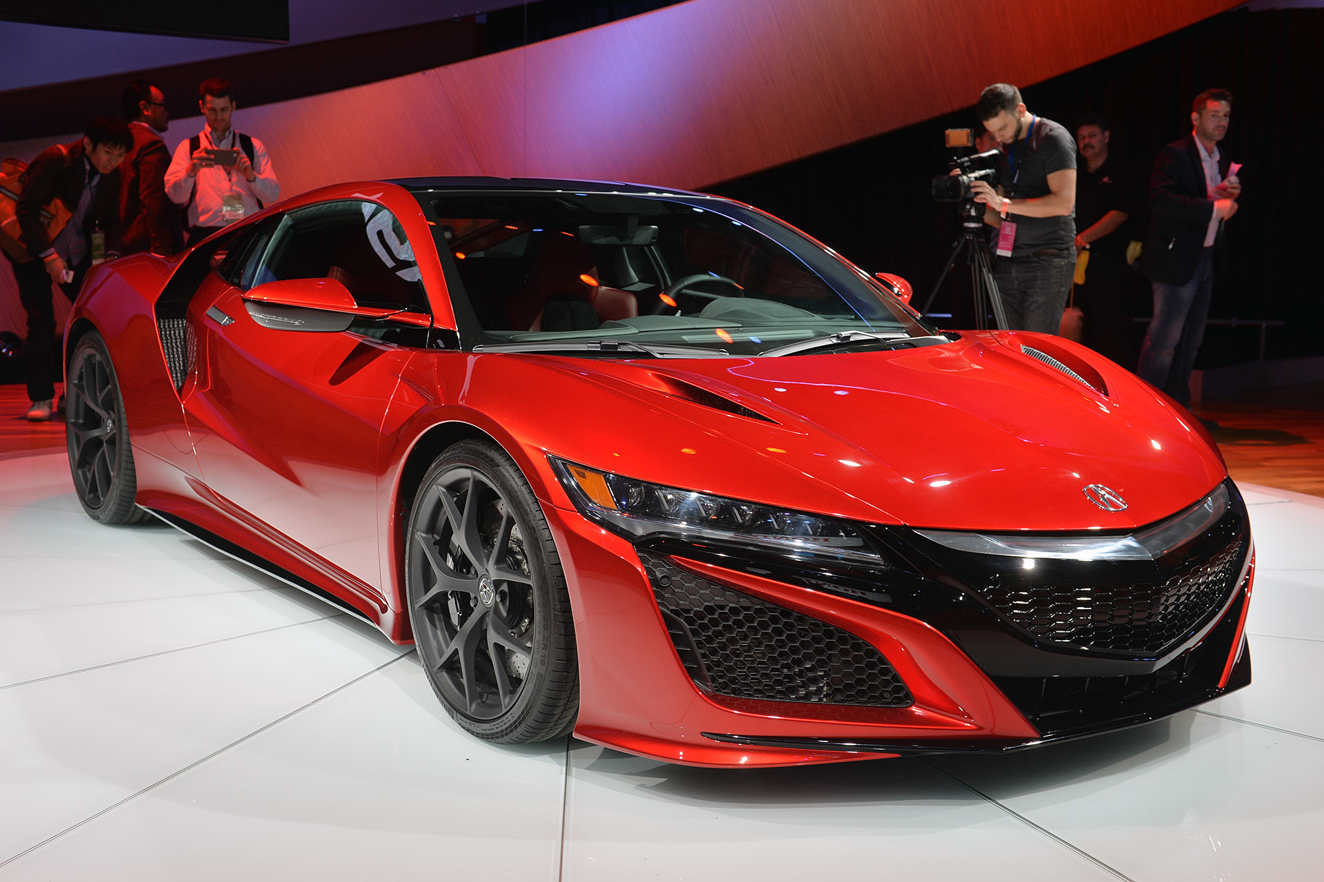 Preview: 2016 Acura NSX