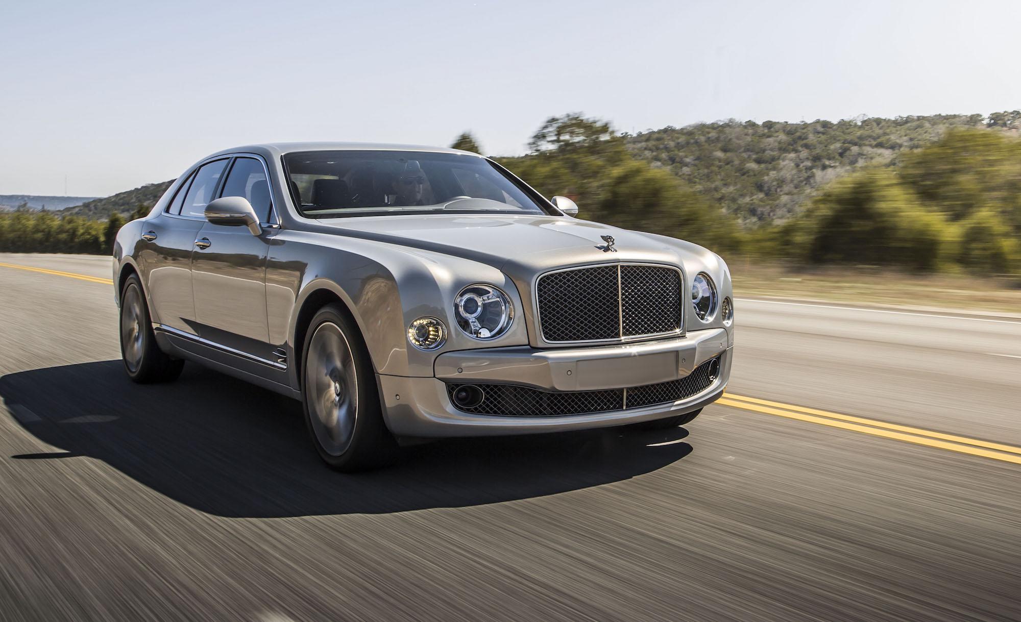 Test Drive: 2015 Bentley Mulsanne