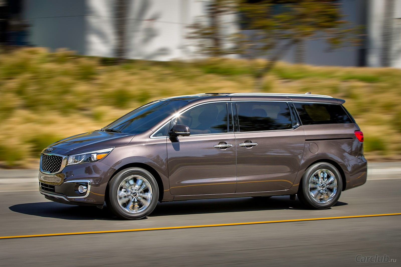 Test Drive: 2015 Kia All-New Carnival