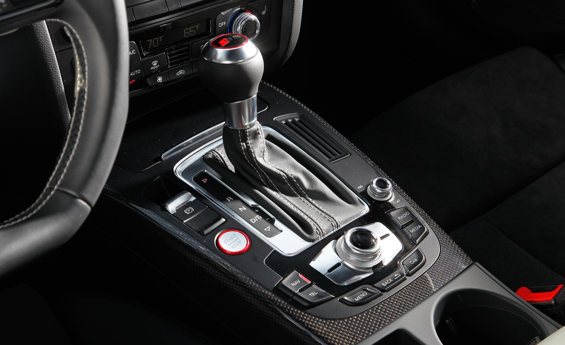 2015 Audi S5 Gear Shift Knob