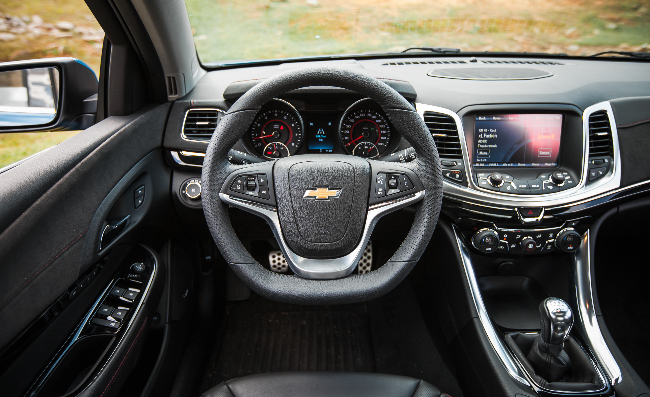 2015 Chevrolet SS Interior Cockpit