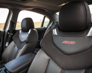 2015 Chevrolet SS Interior Front Head Rest