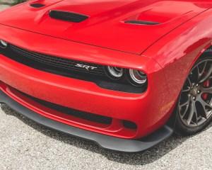 2015 Dodge Challenger SRT Hellcat Exterior Bumper