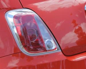 2015 FIAT 500e Exterior Taillight
