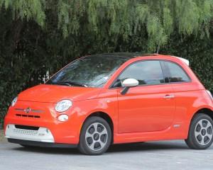 2015 FIAT 500e Review