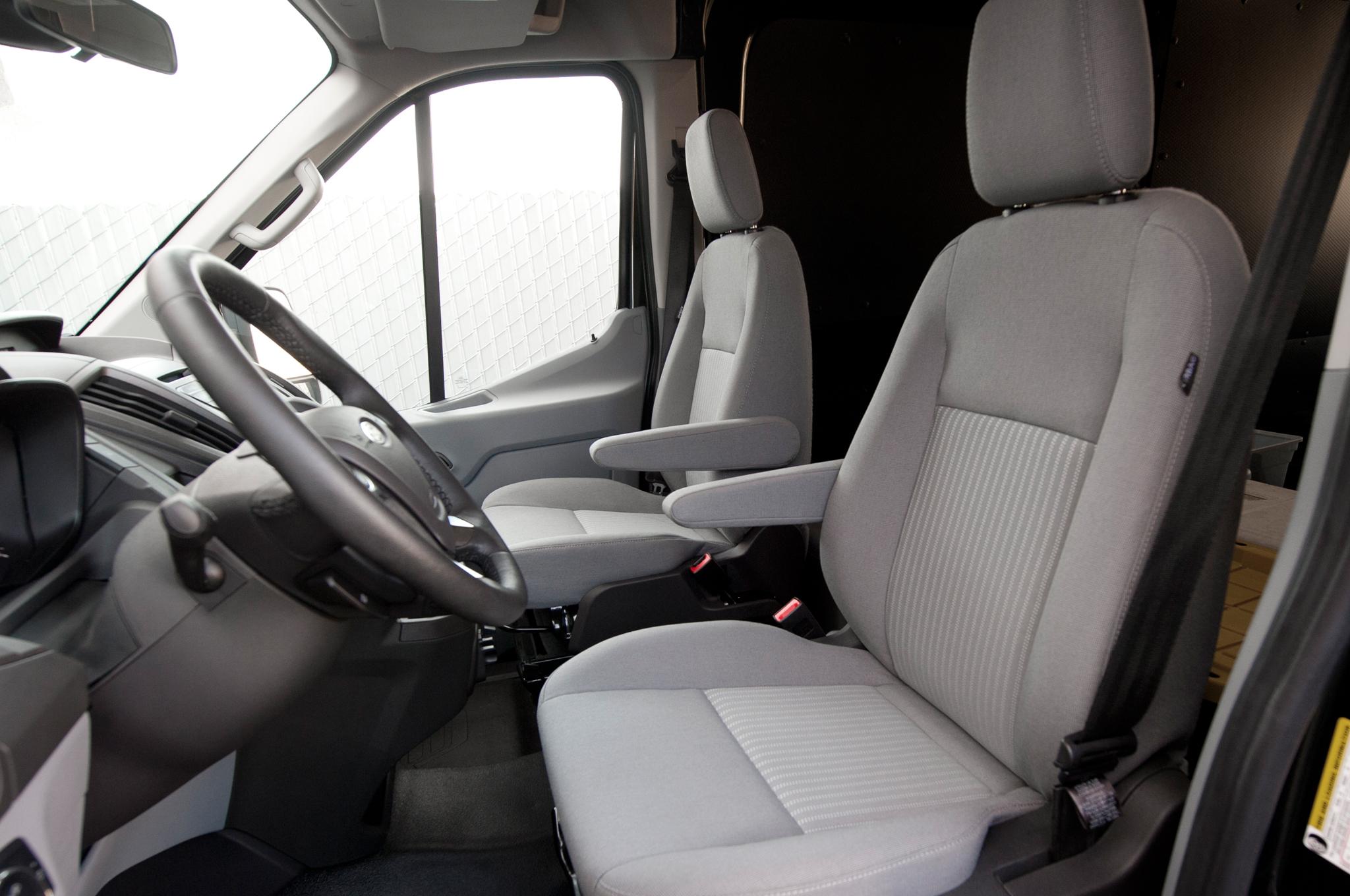 2015 Ford Transit 150 350HD Seats Interior