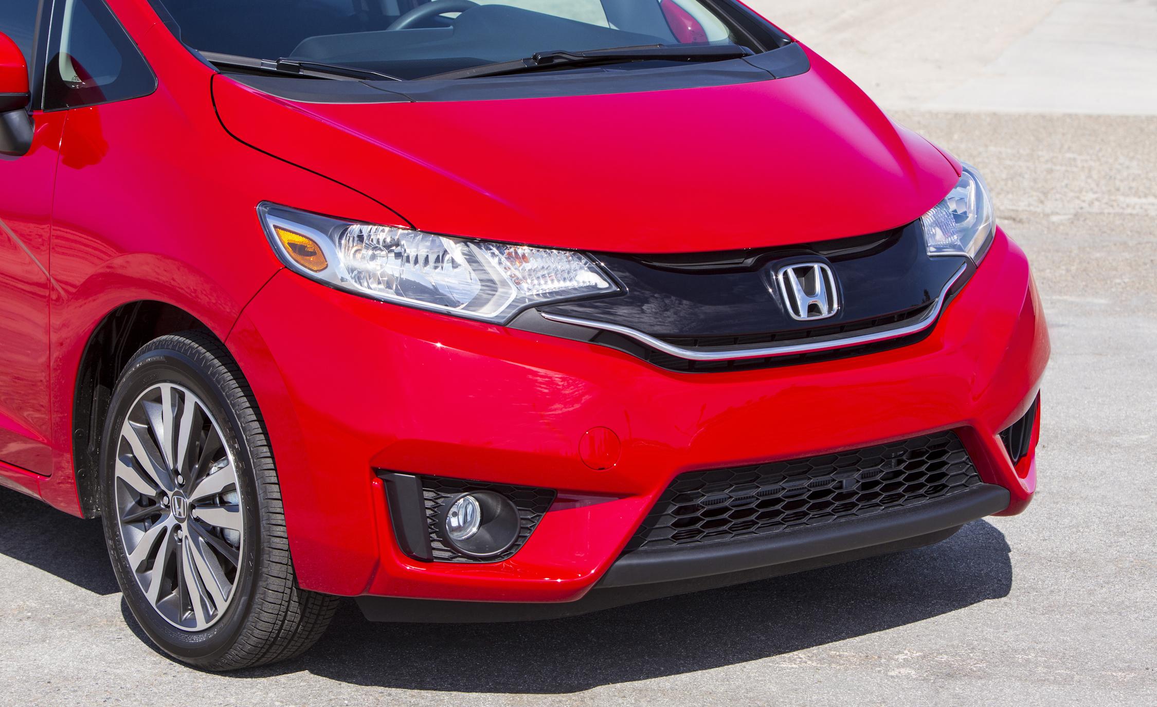 2015 Honda Fit Exterior Bumper