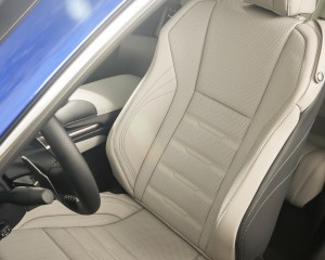 2015 Lexus RC350 F Sport Front Seats Interior