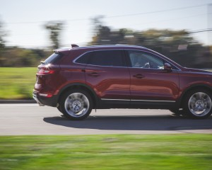 2015 Lincoln MKC 2.3 EcoBoost AWD Test Drive