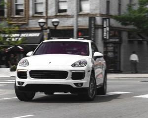 2015 Porsche Cayenne S E-Hybrid Test