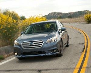 2015 Subaru Legacy 2.5i Limited PZEV