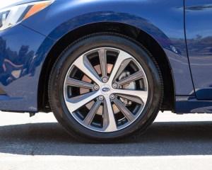 2015 Subaru Legacy Wheel