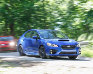 2015 Subaru WRX Performance Test