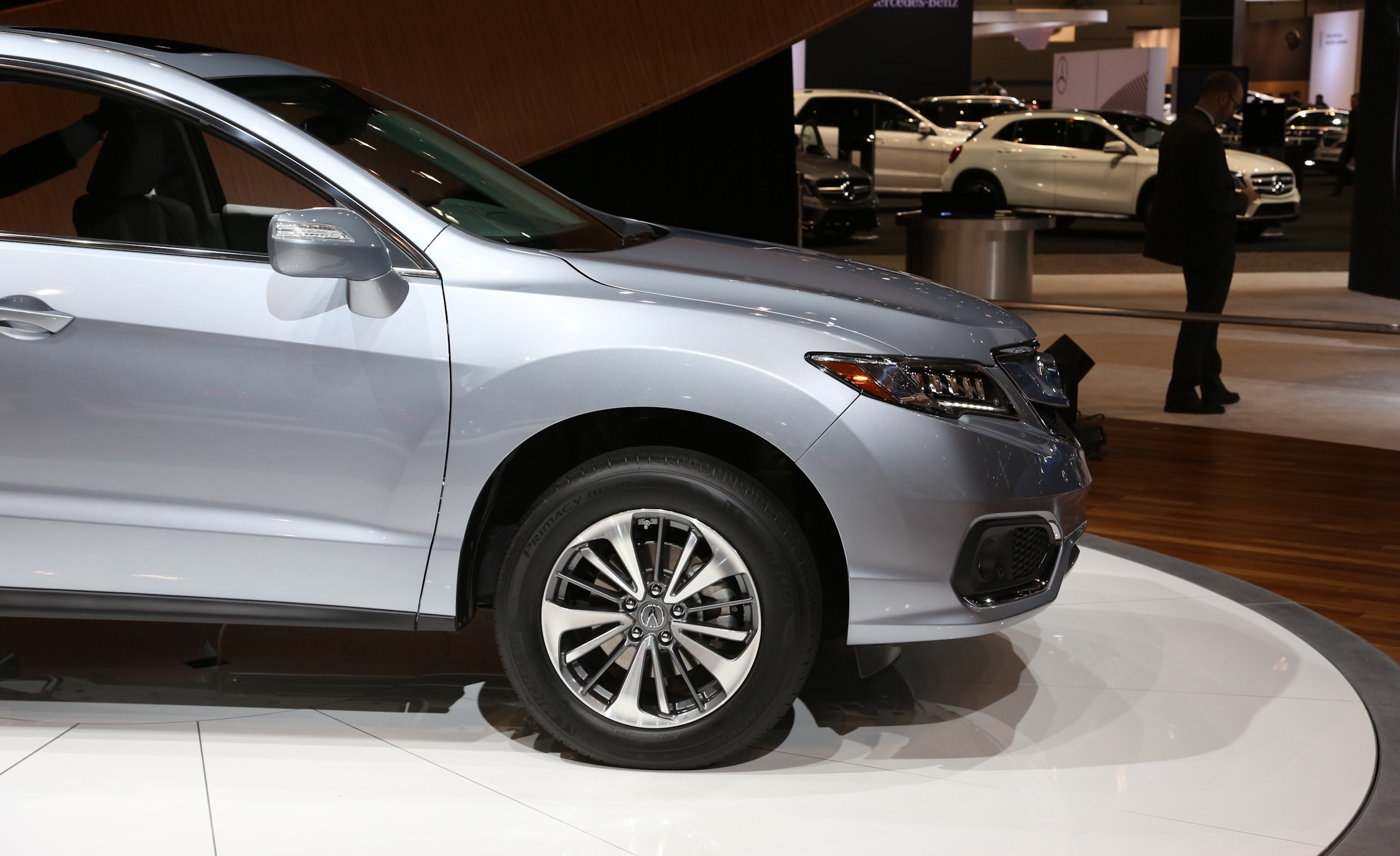 2016 Acura RDX Front Side