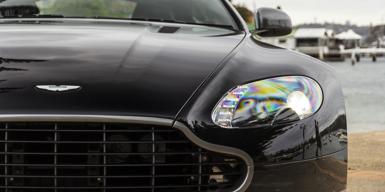2016 Aston Martin Vantage GT Headlamp Left