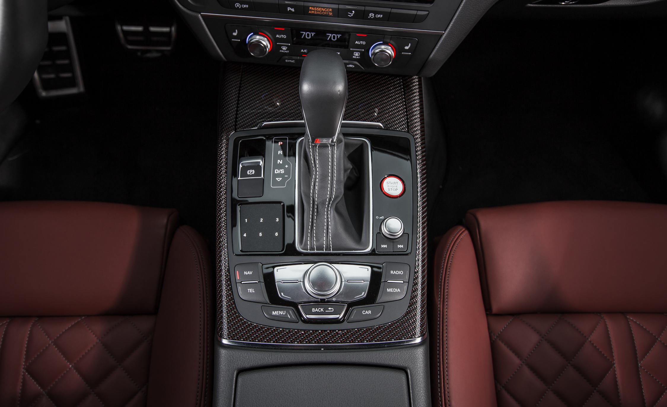 2016 Audi S7 Sedan Gear Shift Knob