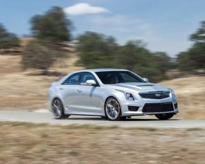 2016 Cadillac ATS-V Performance