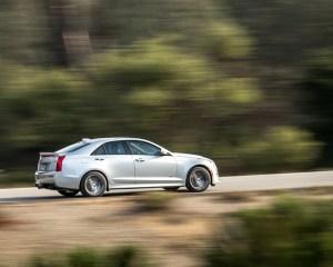 2016 Cadillac ATS-V Test Drive