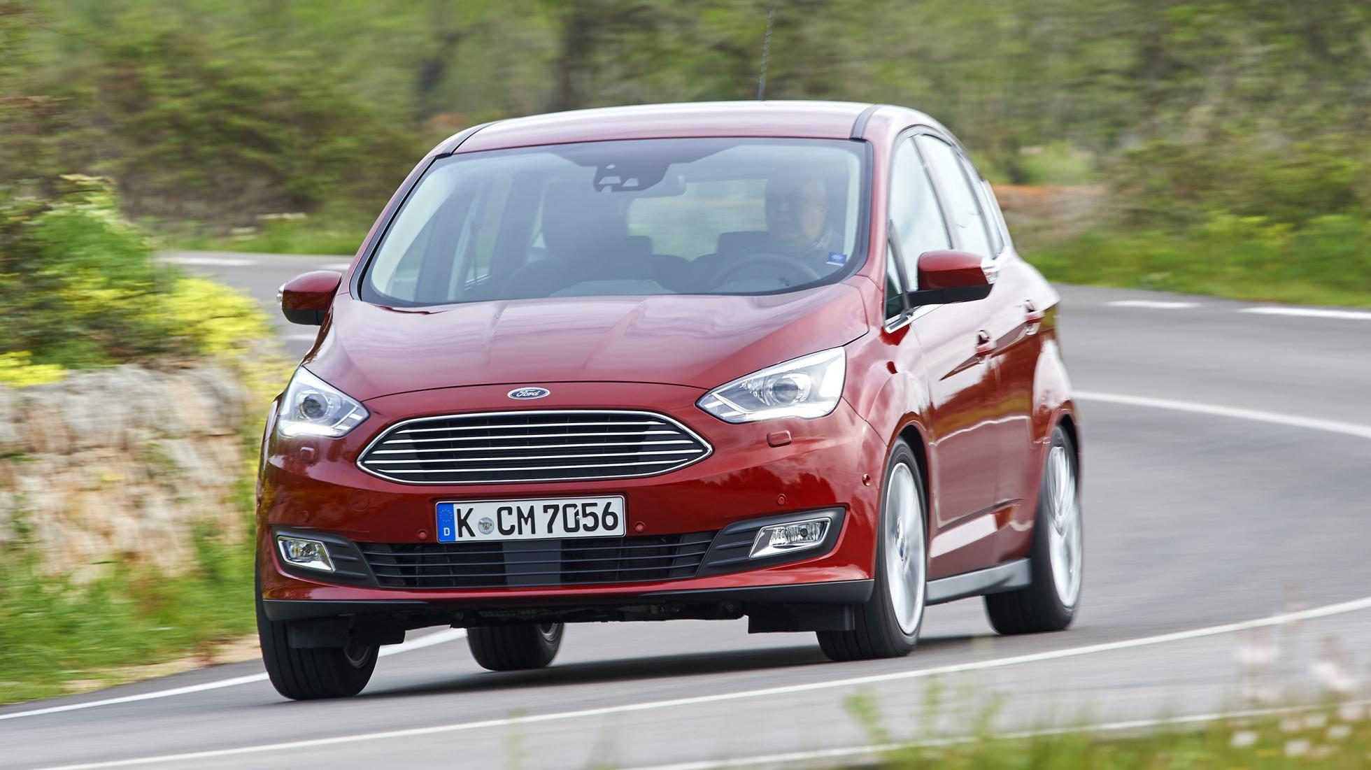 2016 Ford C-Max Energi Front View