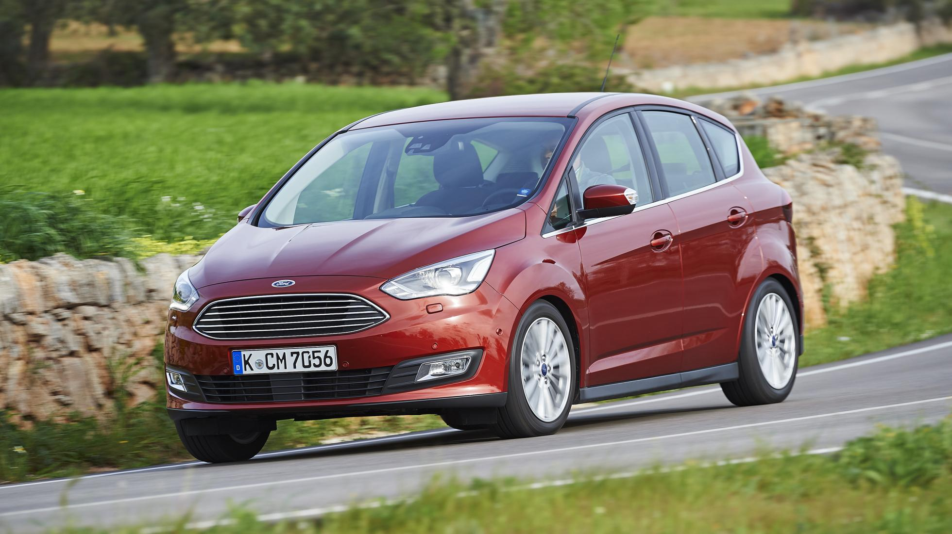 2016 Ford C-Max Energi Preview