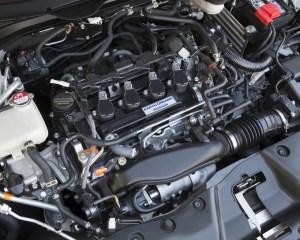 2016 Honda Civic Touring Sedan Engine