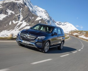 2016 Mercedes-Benz GLE250d 4MATIC Test Drive