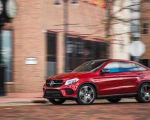 2016 Mercedes-Benz GLE450 AMG Coupe Test Drive