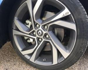2016 Renault Megane GT Wheel Trim