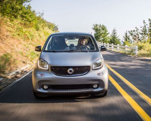 2016 Smart Fortwo Front End Design