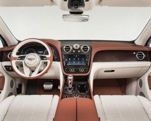 2017 Bentley Bentayga Luxury Interior