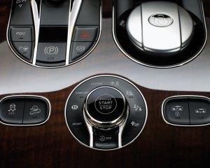 2017 Bentley Bentayga Start-Stop Engine