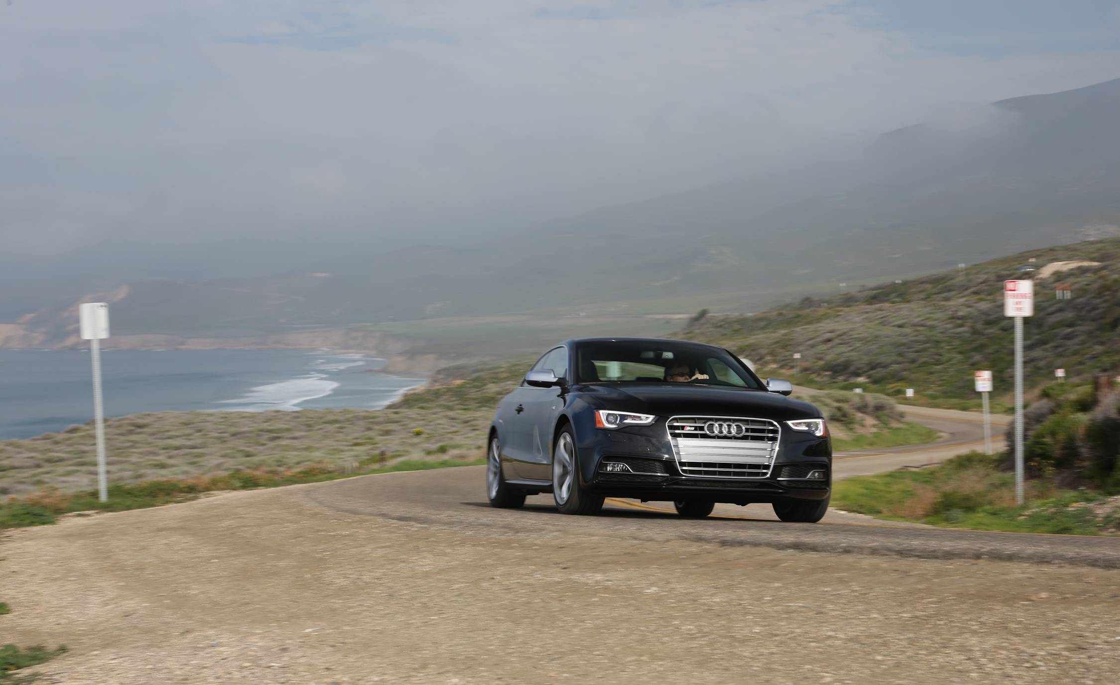 Audi S5 2015 Front View