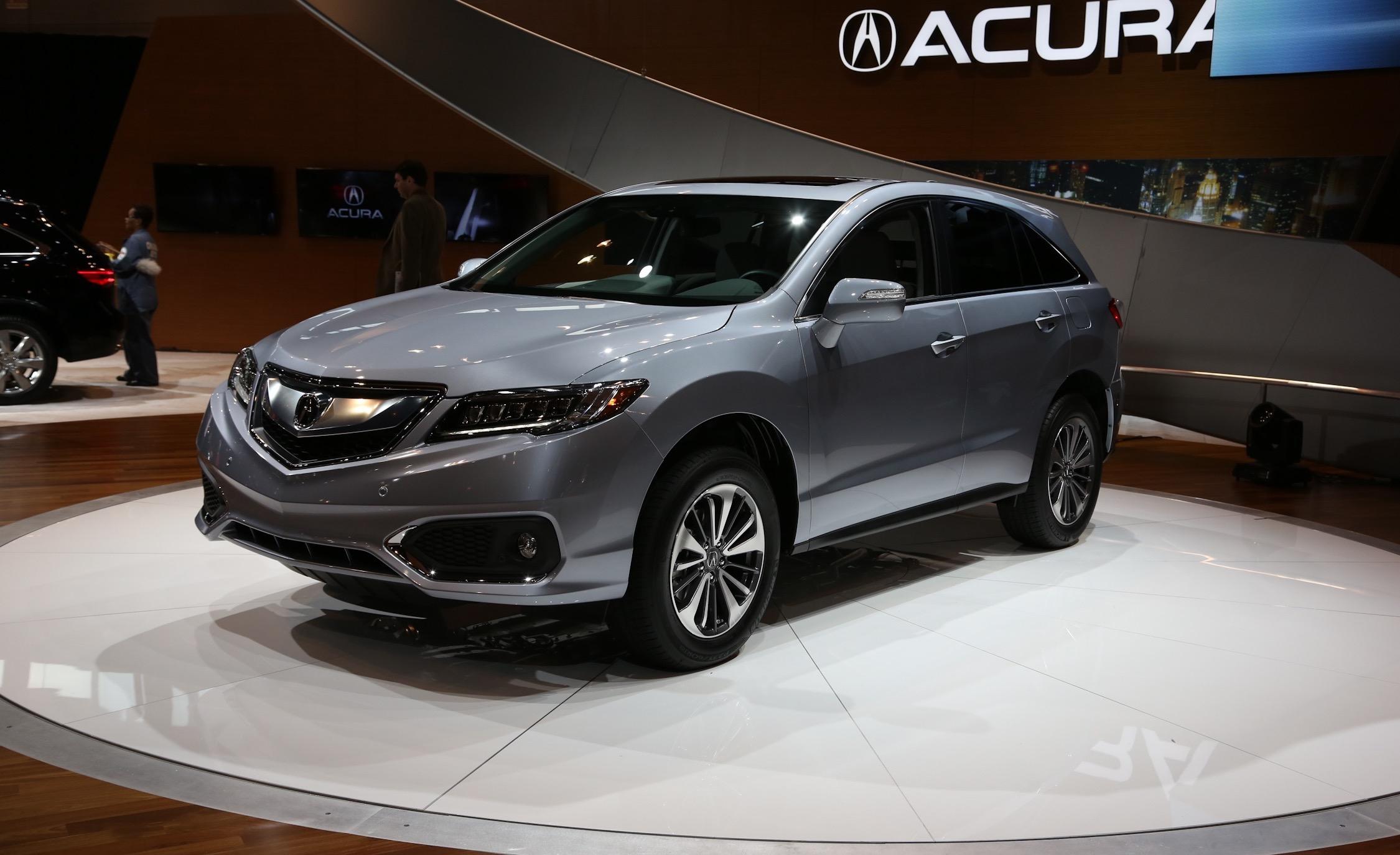 Auto Show 2016 Acura RDX