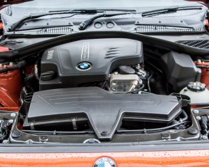 Engine 2015 BMW 125i