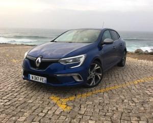 Exterior Profile 2016 Renault Megane GT