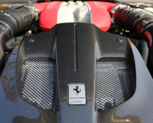 Ferrari F12tdf 2016 Engine