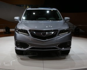 Front End Design Acura RDX 2016