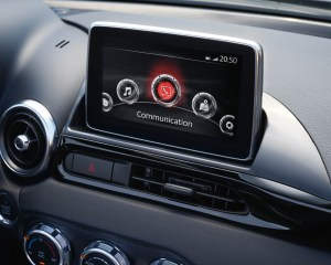 Head Unit 2017 Fiat 124 Spider