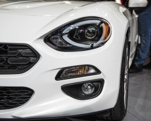 Left Headlamp 2017 Fiat 124 Spider