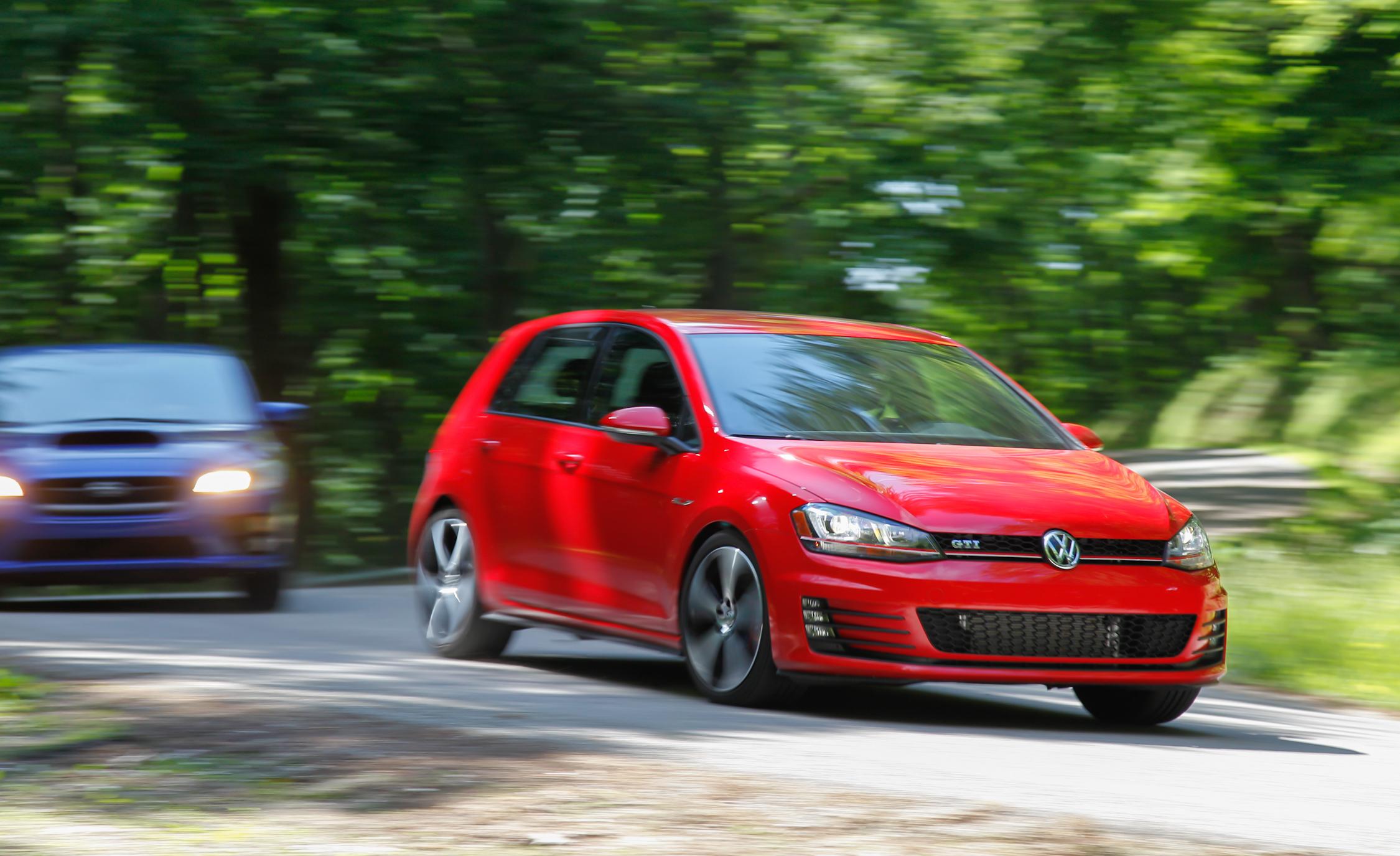 New 2015 Volkswagen GTI 5-Door