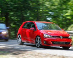 New 2015 Volkswagen GTI 5-Door
