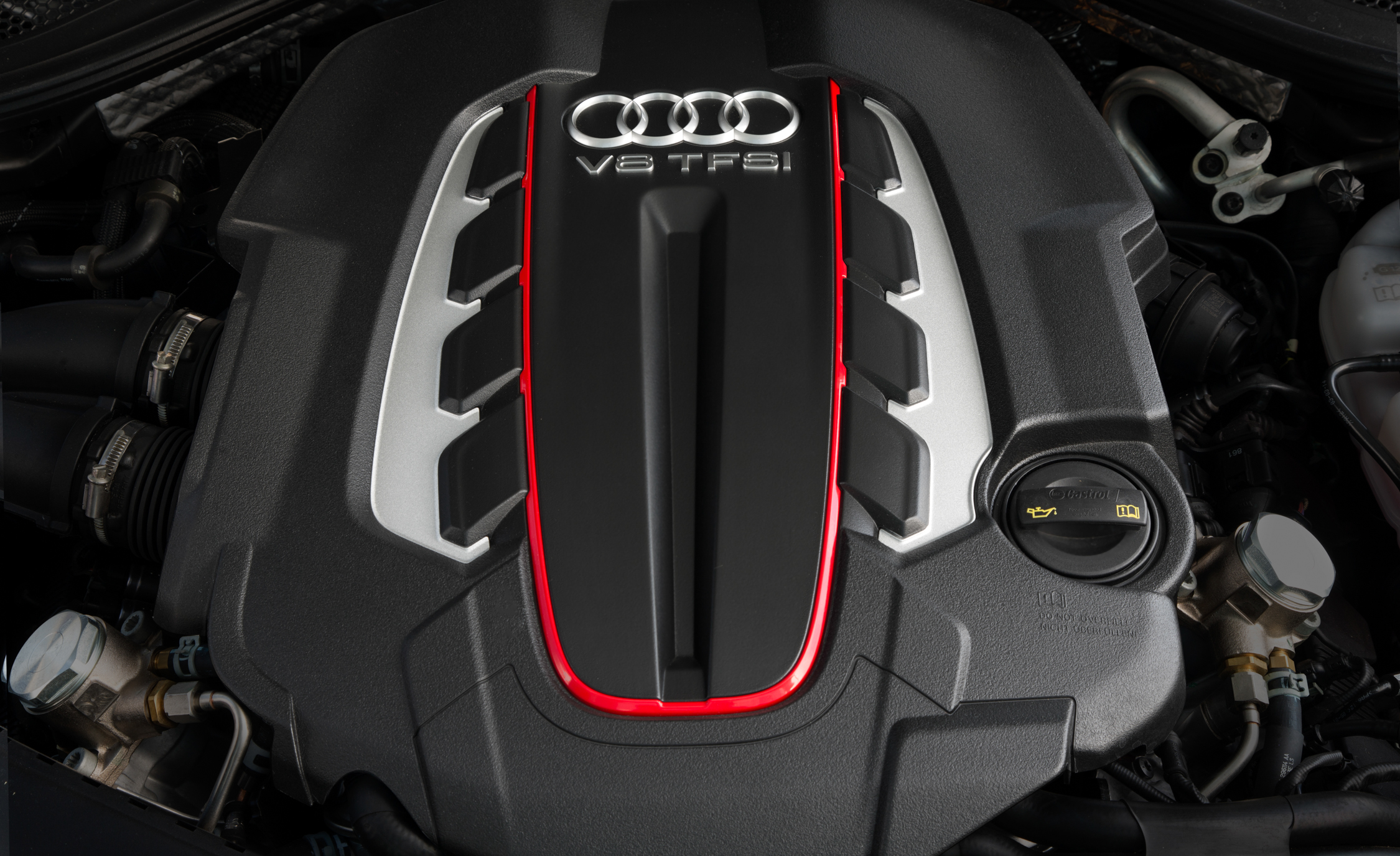 New 2016 Audi S7 Twin-Turbocharged 4.0-Liter V-8 Engine