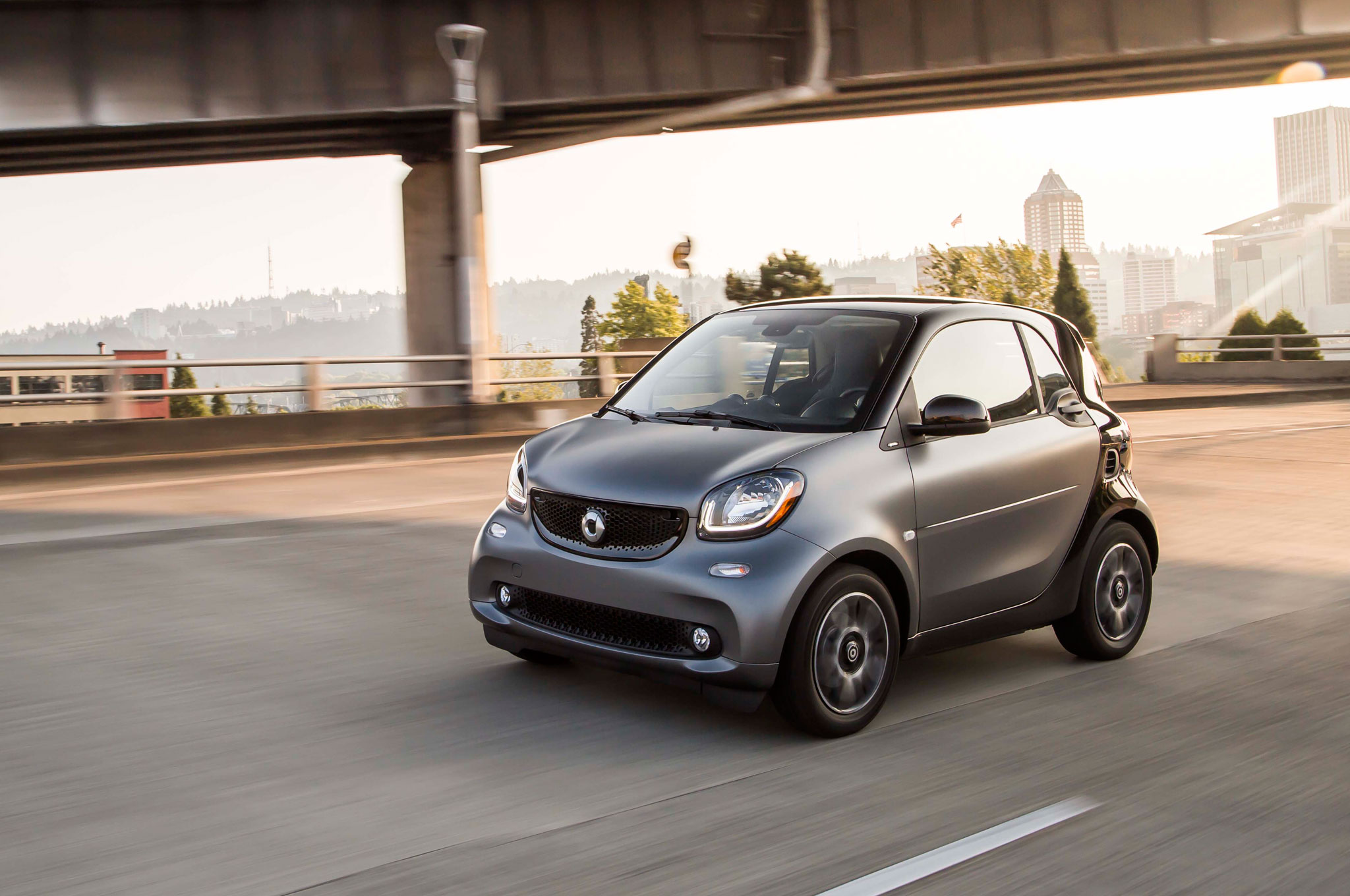 New 2016 Smart Fortwo