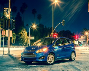 New Ford C-Max Energi