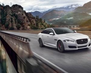 New Jaguar XJR 2016