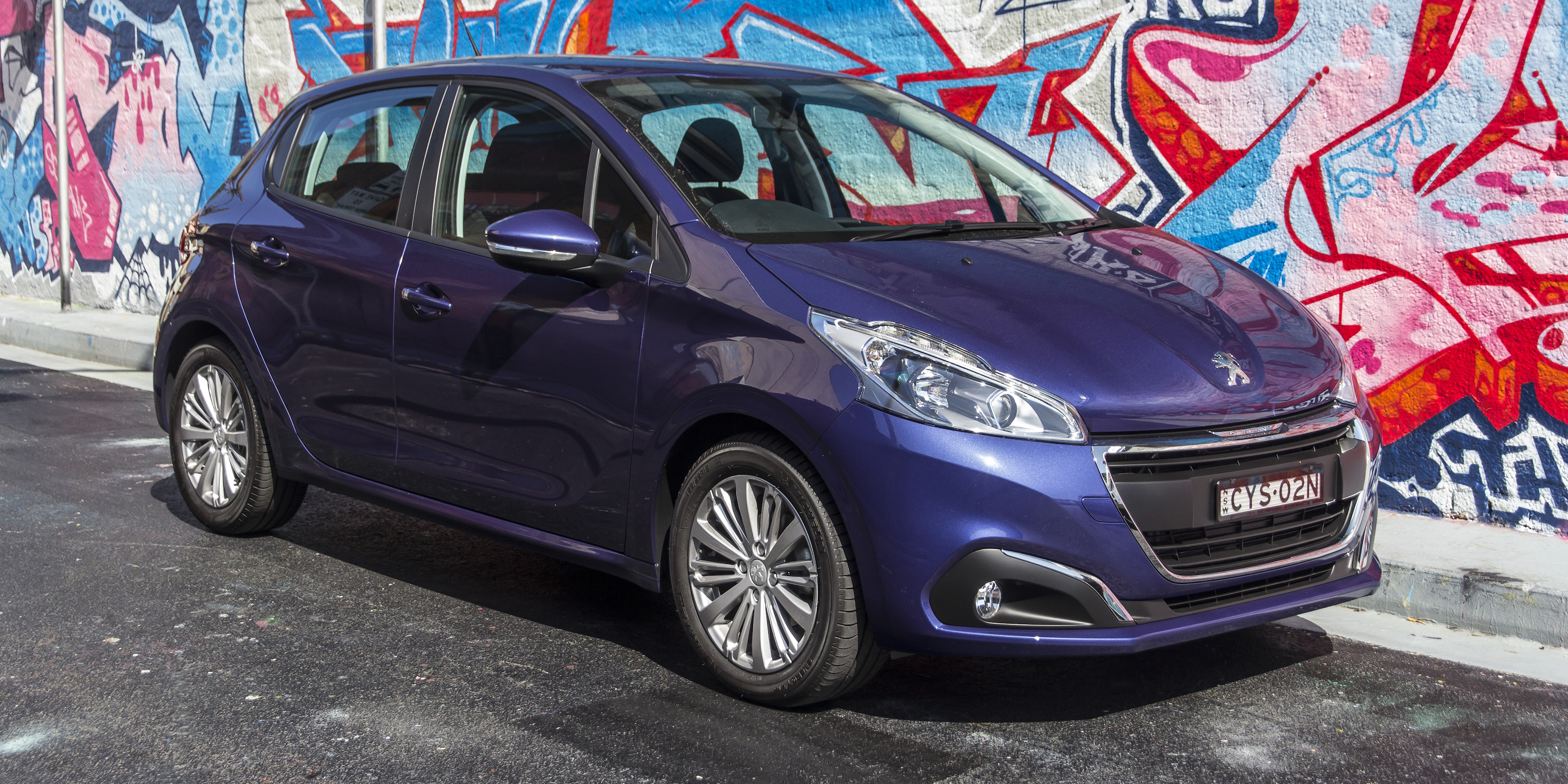 New Peugeot 208 Active 2016