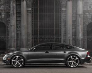 Side Design Audi S7 Sedan 2016