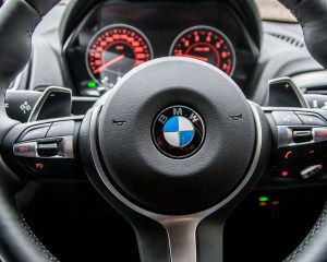 Steering 2015 BMW 125i